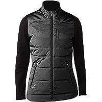 adidas Damen Golfjacke Climawarm Full-Zip Quilted S
