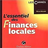 Essentiel des Finances Locales