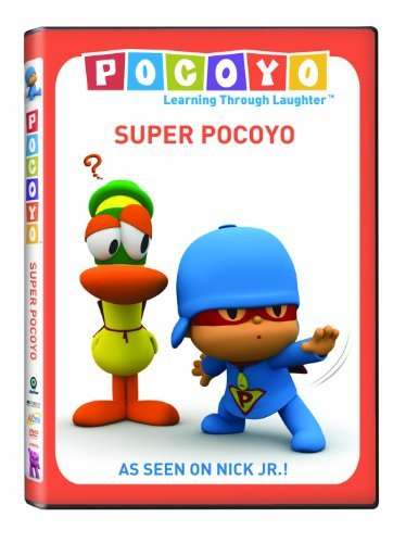 Pocoyo: Super Pocoyo by Pocoyo