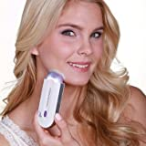 #4: Cpixen Hair Remover Instant & Pain Free Hair Removal with Sensor Light Safely Shaver