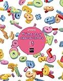 Cuaderno 1 de números y operaciones. Primaria -...