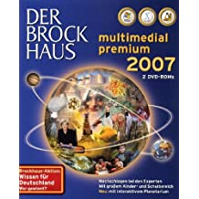 Brockhaus multimedial 2007 premium (DVD-ROM)