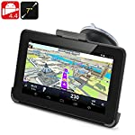 7 Inch Touchscreen GPS Navigation System featuring Android 4.4, a 7 inch touchscreen and FM Transmitter is sure to keep on the right track A GPS navigation device is a must-have car accessory. But what if it could offer you more than just navigation?...