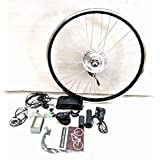 Pedalease Electric Bicycle E Bike Conversation Kit 36v 250w Rear or Front hub Motor