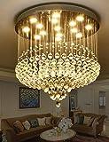Runde Doppelte Treppe Kristallleuchter Wohnzimmer Villa Restaurant Kronleuchter Die Lichtquelle Nicht Enthalten