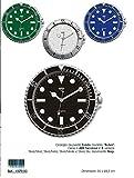 Reloj forma rolex, 30 x 28,5 cm de 1979/00 virginio