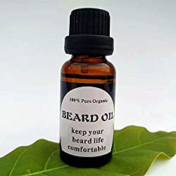 Preboily Beard Oil for Men Use with Balm & Conditioner for the Best Facial Hair Grooming Kit 20ML Size