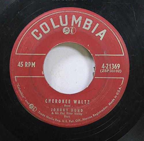 johnny-bond-45-rpm-cherokee-waltz-glad-rags