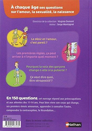Questions d'amour 11/14 ans