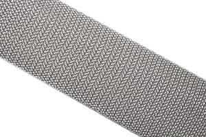 dalipo 19002 - Gurtband 30mm, hellgrau