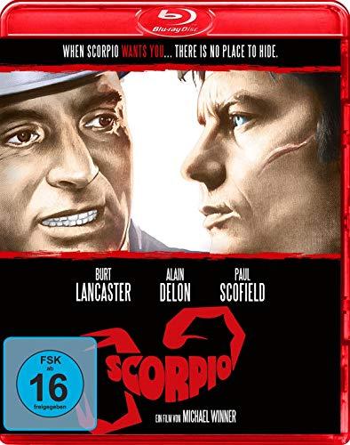 Scorpio, der Killer [Blu-ray]