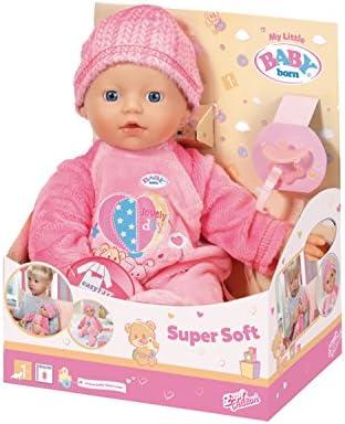 Baby Born–30874–My Little Baby Born Super Soft–Le Poupon viaje suave (