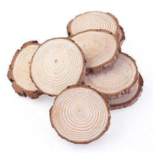 tinksky-wood-slices-10pcs-7-9cm-wood-log-slices-discs-for-diy-crafts
