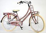 Vélo Enfant Fille 24 Pouces Excellent Frein Avant sur Le Guidon et Le Frein Arrière...