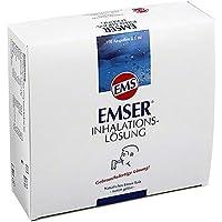 EMSER Inhalationslösung 100 St preisvergleich bei billige-tabletten.eu