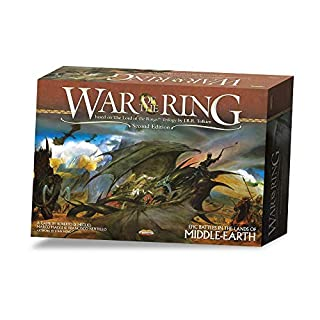 Fantasy Flight Games [UK-Import]War of The Ring 2nd Edition Board Game (1903385113) | Amazon price tracker / tracking, Amazon price history charts, Amazon price watches, Amazon price drop alerts