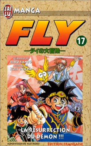 Fly, tome 17 : La Résurrection du démon