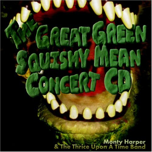 Great Green Squishy Mean Conce