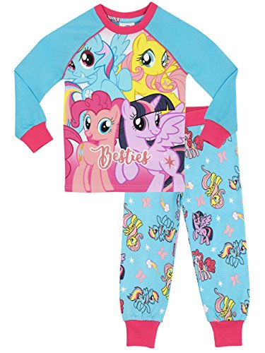 Mon Petit Poney - Ensemble De Pyjamas - My Little Pony - Fille - Bien Ajusté - 2-3 Ans