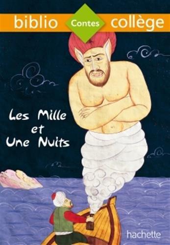Bibliocollège - Les Mille et une nuits par Cécile Meneu