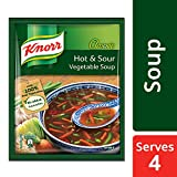 #10: Knorr Chinese Hot and Sour Veg Soup, 43g  (Now at Rupees 7 Off)