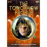 The Tomorrow People: A Rift In Time - The Complete Story