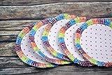 Kosmetikpads aus Bio-Baumwolle, 5 Stück, Abschminkpad, Babypflege, Reinigungspad, Familie, Baby, Kinder, rosa Punkte pink, grau, hellgrau
