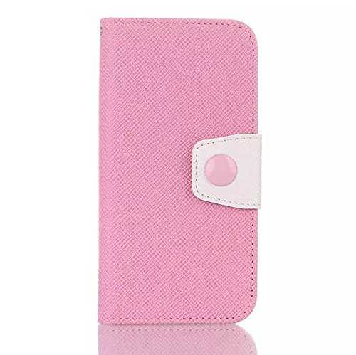iPhone Case Cover mix and match farbe mit - verriegelung bunte silicon decken für das iphone 6 65 ( Color : Pink , Size : IPhone 6 6S ) Pink