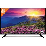 Micromax 101.6 cm (40 Inches) Full HD LED TV 40A9900FHD (Black) (2017 model)