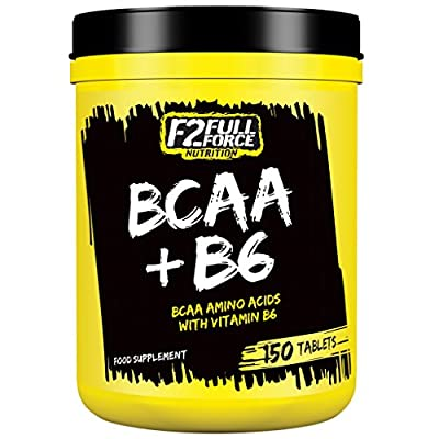 BCAA+B6 - 150 tablets - Fullforce by FULLFORCE