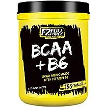 F2 Full Force Nutrition - Bcaa+B6 150 Tabs - De : 150 Tablettes