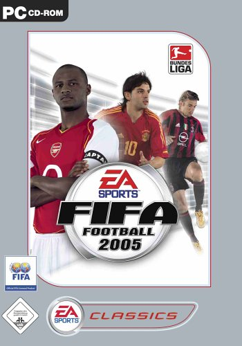 Electronic Arts GmbH FIFA Football 2005 [UK Import]