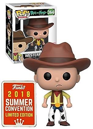 FunKo Pop Rick y Morty Western Morty Summer Con...