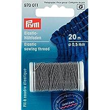 /Spule von elastischen Saite f/ür Kleidung und Schmuckherstellung wei/ß vollst/ändige Rolle von 500/Meter Stretch Schnur/ 1/mm breit Elastic N/ähgarn f/ür Shirring