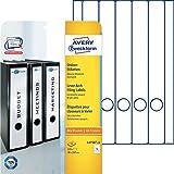 Avery Zweckform L4758-25 Ordner-Etiketten 25 Blatt weiß