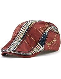 Nameblue Baschi Scozzesi Cappelli e Cappellini Camuffamento Coppola  Cappello Irish Gatsby Newsboy Hat Flat cap 5 fffa4220ca3e