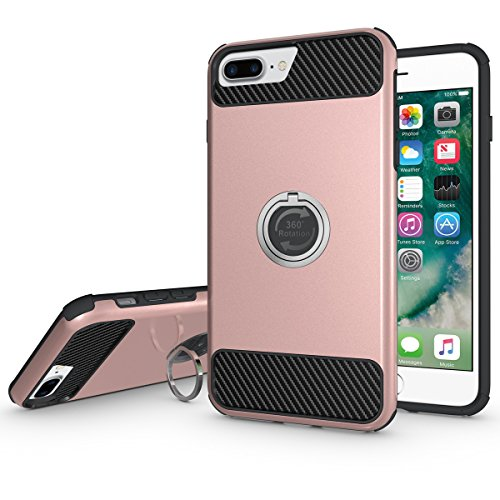 iphone-7-plus-case-rose-gold-shockproof-dual-layer-combo-slim-fit-protective-cover-premium-carbon-fi
