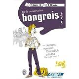 Kit de conversation Hongrois (guide+1CD audio)