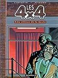 Les 4x4, tome 2 : La vitrine de la honte