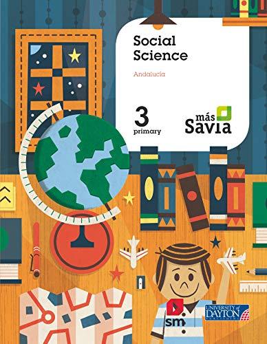 Social science 3 Primary Más Savia Andalucía