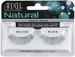 Ardell Professional Natural Eye Lashes, Beauties Black