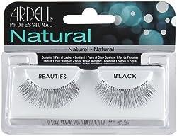 Ardell Natural Eyelashes - Beauties Black (65020)