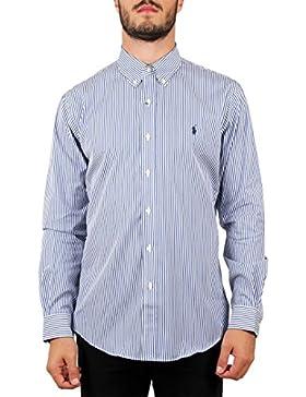 Polo Ralph Lauren Camicia in Cotone Uomo MOD. 710672875