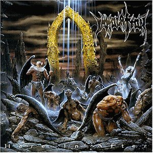Immolation: Here In After (Audio CD)