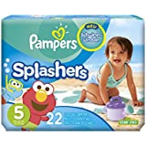 Pampers SCHW immwindeln, Taille 5, 22 Couches