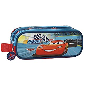 Disney Race Neceser de Viaje, 23 cm, 1.45 litros