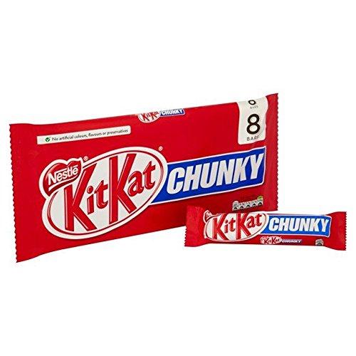 Kit Kat Chunky 8 X 40G - Paquet de 2