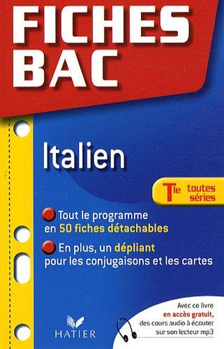Italien, Tle toutes séries