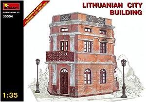 MiniArt - Maqueta de Edificio Escala 1:35 (MIN35504)