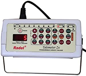 Radel Taala Aid-Carnatic Music Talometer (for South Indian Music)